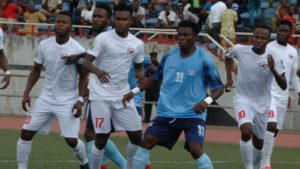 Caf Confederation Cup: Enugu Rangers go for broke against ASC Kara