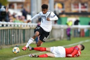 Liverpool to rival Arsenal over Nigerian youngster