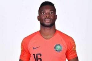 AFCONQ: Daniel Akpeyi returns as Super Eagles No. 1