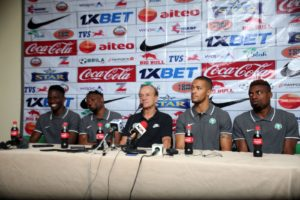 NFF Officials Can't Influence My Selection : Rohr
