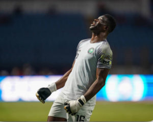 Akpeyi produces Stunning Performance to send Kaizer Chiefs to Cup Semis