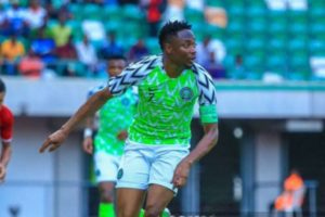 Ahmed Musa: No coach can stop me from fasting