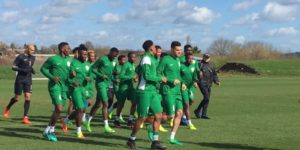 Super Eagles To Know 2022 World Cup Opponents Next Month