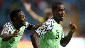 Nigeria's Ighalo, Iwobi, Ndidi and Uzoho shortlisted for 2019 Caf best XI