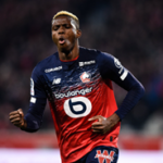 Sevilla Join Barcelona, Real Madrid, Premier League Clubs In Race For Lille's Victor Osimhen
