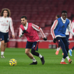 Arsenal Coach Arteta Runs The Rule Over Olayinka, Two Other Nigerian Young Stars Pre-Chelsea