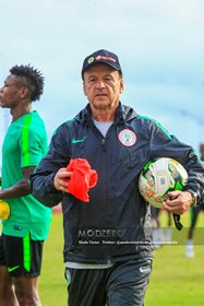 Rohr six months salary Not Paid