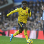 Arsenal Fans Divided On Saka's Long Term Position At The Club Amid Link With PSG Star