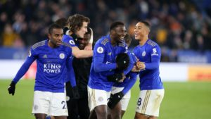 Ndidi Going Nowhere In January As Leicester Boss Rules Out Selling Top Players