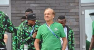 We're In Good Terms With Rohr – NFF Reveals