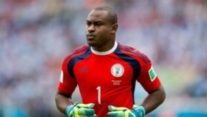 Vincent Enyeama named in IFFHS African team of the decade