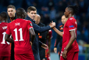 Joe Aribo's Form excites Rangers Boss Steven Gerrard