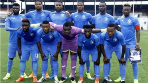 New Enyimba Coach, Osho, Hails Players Attitude after Confed Cup Victory