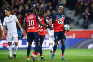 Lille Manager Clears Air on Osimhen's Penalty Duties