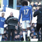 Iwobi Posts Injury Update That Will Please Everton And Super Eagles Fans
