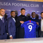 Norwegian-Nigerian Striker Joins Chelsea On Three-And-A-Half-Year Deal Published: January 12, 2020