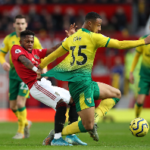 Norwich City Boss Explains Why Teenage Striker Idah Started Against Manchester United