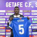 Super Eagles Star Etebo Confirms He Was Supposed To Join Watford Instead Of Stoke City