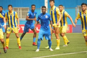 Osho Hails Enyimba Players' Attitude In Home Win Vs Paradou