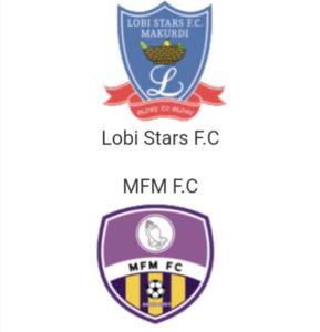 Lobi Stars F.C V MFM F.C