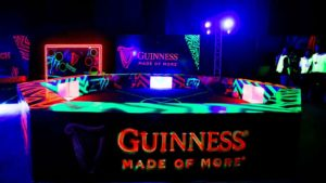 Guinness Night Football lights up Lagos