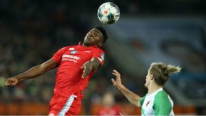 Liverpool to end Awoniyi's Mainz loan amid interest from Europe