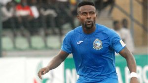 Enyimba 4 Paradou 1: Dimgba's hat-trick places hosts on brink of quarter-finals