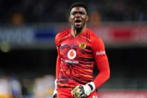Super Eagles goalie Daniel Akpeyi Excited About PSL's resumption date