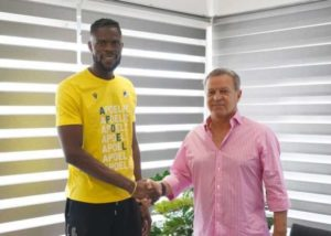 OFFICIAL: Uzoho Joins Cypriot giants APOEL Nicosia on a permanent