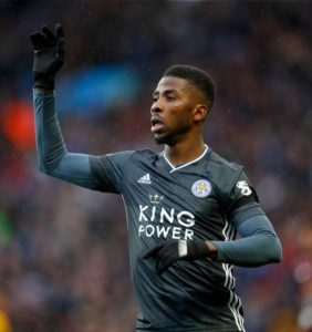 Leicester Manager Rodgers Shower praises on African duo