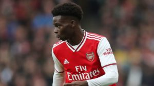 We won't beg Arsenal's Saka to play for Nigeria: NFF Boss