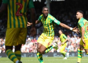 Ajayi nominated for West Brom Supporters' Player of the Season