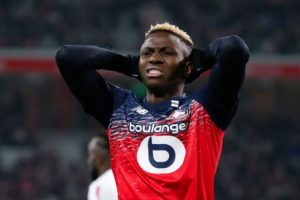 Exclusive! Champions Liverpool Set to Hijack Osimhen's Transfer to Napoli