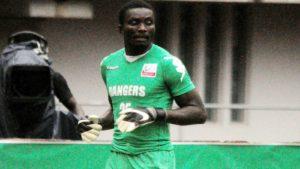 Rangers Star Bonsu ready to Switch Nationality For Nigeria