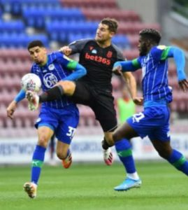 Balogun relishes Wigan's historic win over Hull City