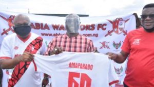Why I shunned other offers for Abia Warriors:Amapakabo