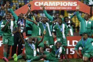 FIFA celebrates 35th anniversary of Nigeria U-17 World Cup win
