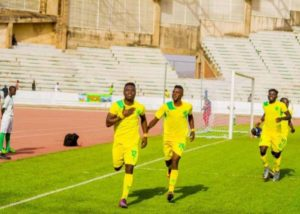 Plateau United's Ogene Elijah undergoes successful knee surgery