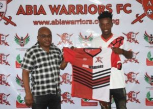 Dakkada FC goalie Vincent Edafe joins Abia Warriors