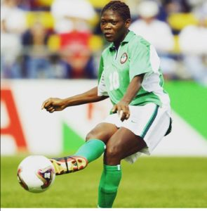 Ex-Falcons star Mercy Akide Turns 45