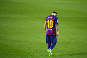BOMBSHELL: Lionel Messi tells Barcelona via fax that he wants to leave this summer