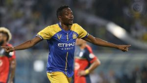 Super Eagles skipper Ahmed Musa scores absolute screamer in Al-Nassr rout over Al Adalah