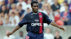 Jay Jay Okocha sends goodwill message to PSG ahead of big night