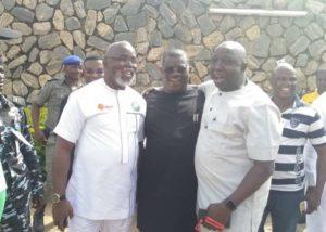 NFF appoints Senator Ogba as NNL new boss