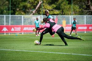 Onyekuru resumes training with AS Monaco