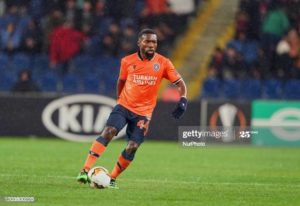 Nigerian midfielder Azubuike Okechukwu joins Istanbul Basaksehir