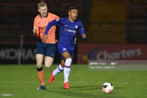 Nigerian-born Fiabema helps Chelsea U-23 side in 2-0 win over Charlton