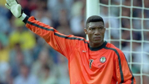 Ex Super Eagles goalie Peter Rufai bemoans lack of competitive amongst current short-stoppers