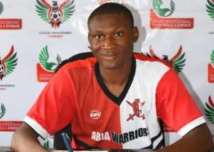 Abia Warriors Signs Former Former NPFL top scorer Godwin Obaje