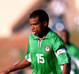 AFCON 2000 Final made me Cry: Sunday Oliseh